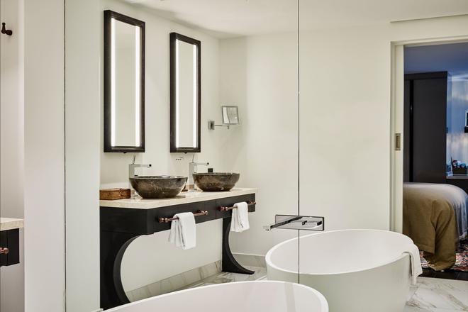 Sir Nikolai Hotel - Hamburg - Bathroom
