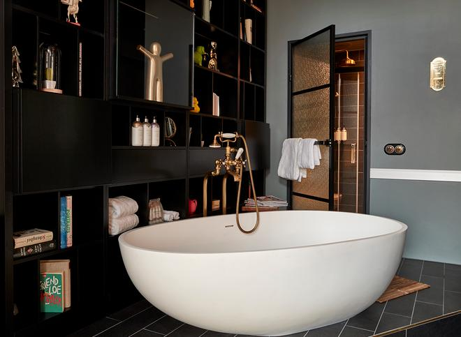 Sir Savigny Hotel - Berlin - Salle de bain