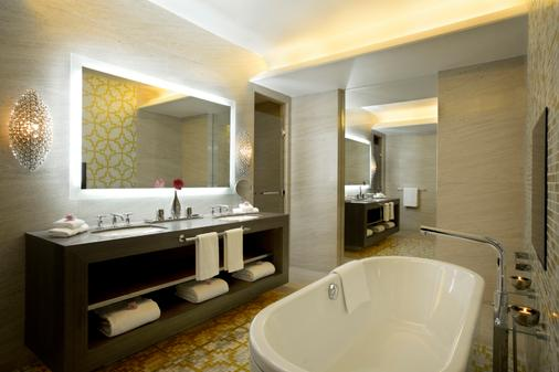 Hilton Capital Grand Abu Dhabi - Abu Dabi - Baño