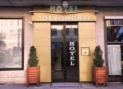 Hotel Torrismondi - Cuneo - Edificio