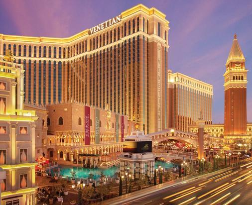 The Venetian - Las Vegas - Building