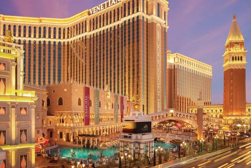 The Venetian - Las Vegas - Edificio