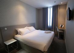 아크로폴리스 호텔 파리 볼로뉴 - 볼로뉴빌랑쿠르 - 침실