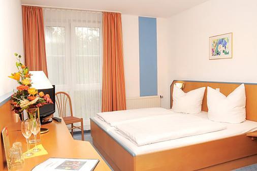 柏靈商業酒店 - 柏林 - 臥室
