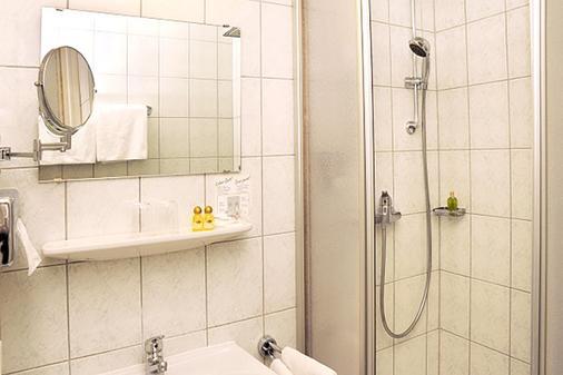 柏靈商業酒店 - 柏林 - 浴室