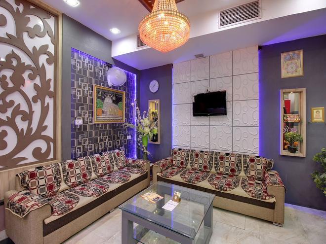 Hotel Mittal Inn - Аджмер - Лаундж