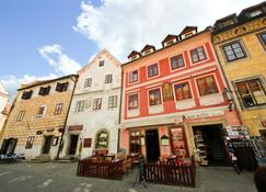 Mini Hotel Abraka - Český Krumlov - Rakennus