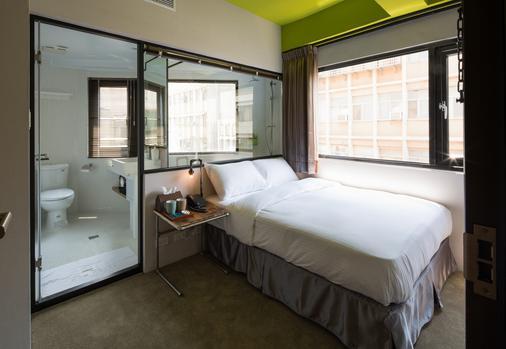 Cho Hotel - Taipei - Makuuhuone