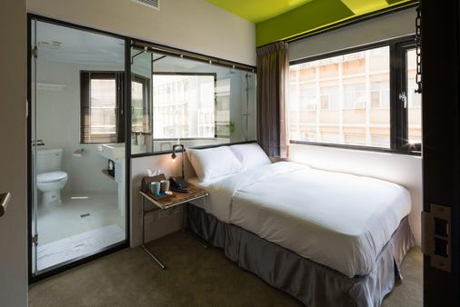 Cho Hotel - Taipei - Stanza da letto
