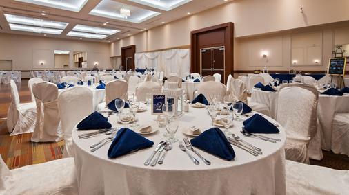 Best Western Plus Orangeville Inn & Suites - Orangeville - Banquet hall
