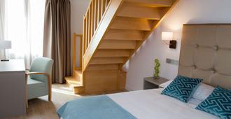Hab Urban Hostel - Segovia - Bedroom