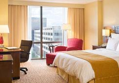 Marriott Saddle Brook - Saddle Brook - Bedroom