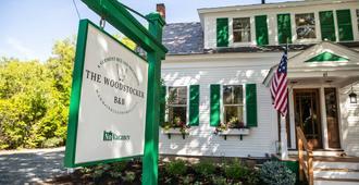 The Woodstocker B&B - Γούντστοκ - Κτίριο