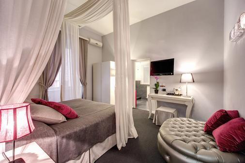 Residenza Bourbon - Rooma - Makuuhuone