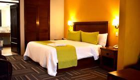 Hotel Real de Minas - Сан-Мигель де Альенде - Спальня