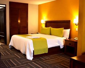 Hotel Real de Minas - Сан-Міґель-де-Альєнде - Спальня