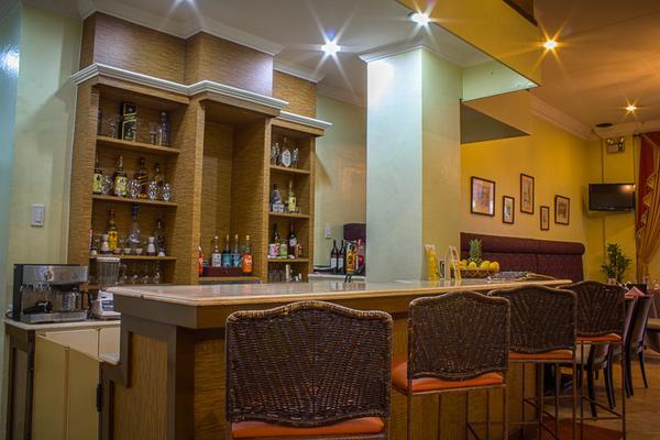 王城區白色騎士酒店 - 馬尼拉 - 馬尼拉 - 酒吧