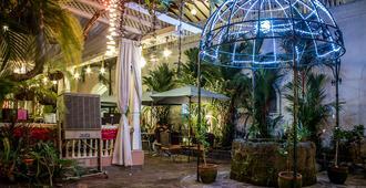 White Knight Hotel Intramuros - Manila - Utomhus