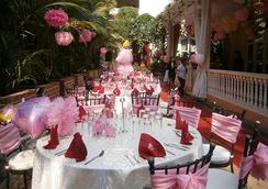 王城區白色騎士酒店 - 馬尼拉 - 馬尼拉 - 餐廳
