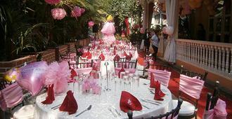 White Knight Hotel Intramuros - מנילה - מסעדה