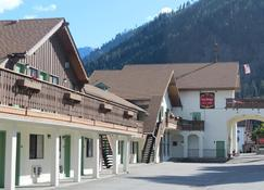 Fairbridge Inn & Suites - Leavenworth - Rakennus