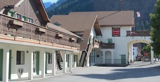 Fairbridge Inn & Suites - Leavenworth - Rakennus