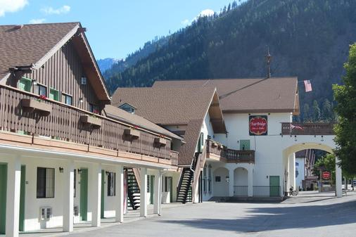 Fairbridge Inn & Suites - Leavenworth - Edificio
