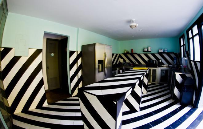 12:12 Hostels - Μπογκοτά - Κουζίνα