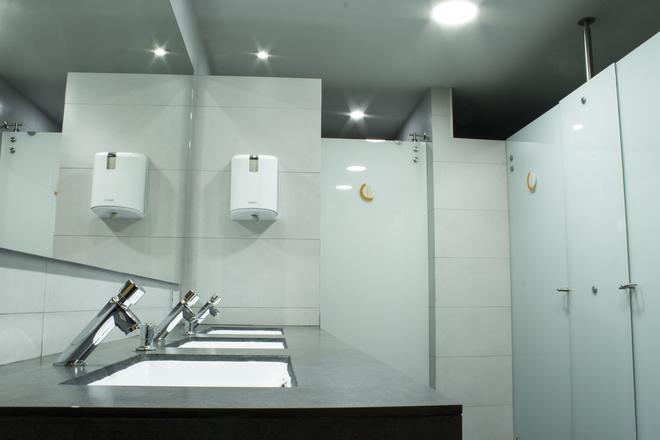 12:12 Hostels - Μπογκοτά - Μπάνιο