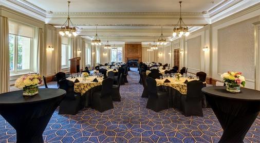 不列顛哥倫比亞聯盟俱樂部酒店 - 維多利亞 - 維多利亞 - 宴會廳