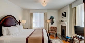 The Union Club of British Columbia - Victoria - Bedroom