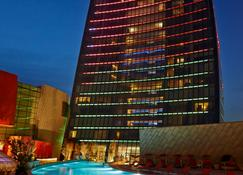 Fairmont Baku - Flame Towers - Baku - Bygning
