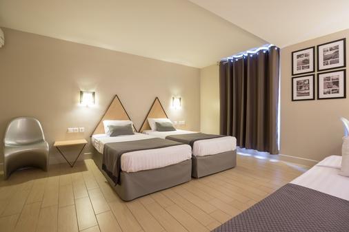 Hotel Amirauté - Toulon - Bedroom