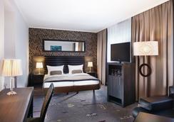 Park Hotel am Berliner Tor - Hampuri - Makuuhuone