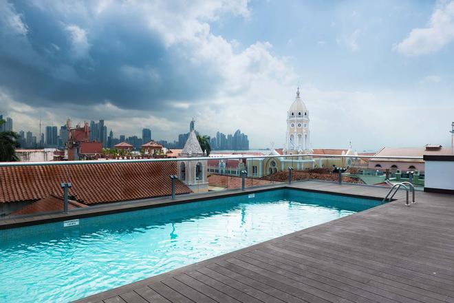 Central Hotel Panama - Panama City - Pool