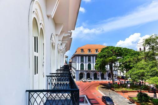 Central Hotel Panama - Panama City - Balcony
