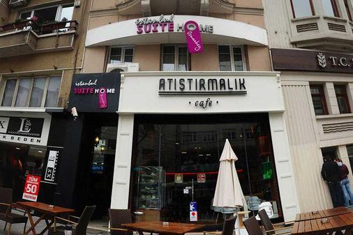 Derpa Suite Hotel Osmanbey - Istanbul - Building