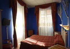 Le Tre Stelle - Cagliari - Schlafzimmer