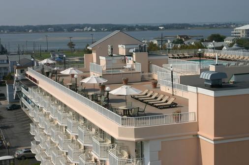 Hotel Monte Carlo Ocean City - Ocean City - Balcony