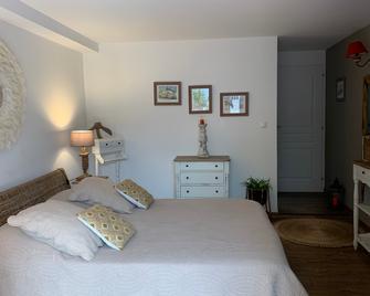 Maison d'hôtes Côté Lagon - Saint-Pierre - Camera da letto