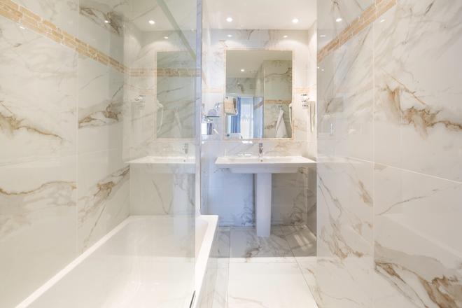Best Western Plus Hotel Massena Nice - Nizza - Kylpyhuone