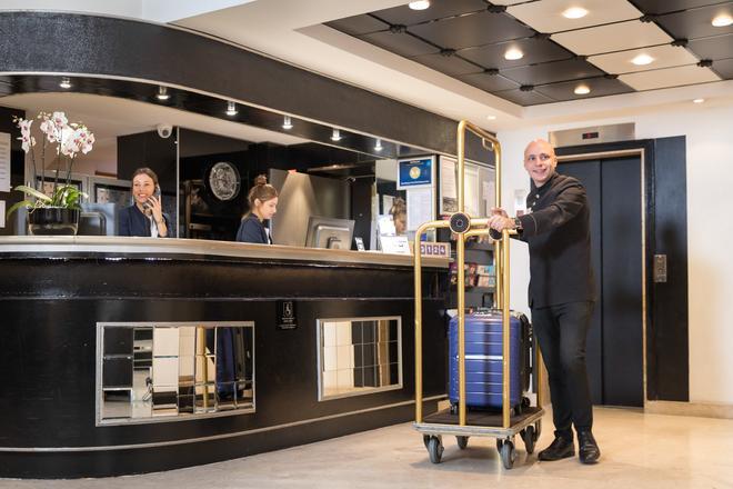 Best Western Plus Hotel Massena Nice - Nice - Lobby