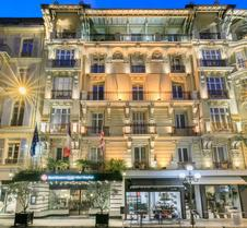 貝斯特韋斯特馬塞納尼斯高級酒店 - 尼斯