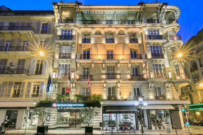 Best Western Plus Hotel Massena Nice - Νίκαια - Κτίριο