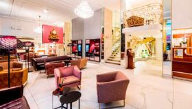 Hotel City Central - Viena - Lobby