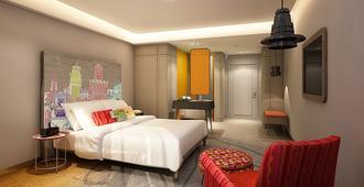ibis Styles Bangkok Khaosan Viengtai - Μπανγκόκ - Κρεβατοκάμαρα