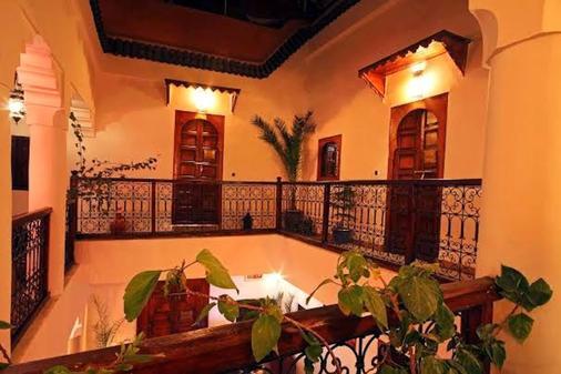 Riad Dar Saba - Μαρακές - Σαλόνι ξενοδοχείου