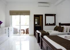 Hotel Bamiyan - Kandy - Bedroom