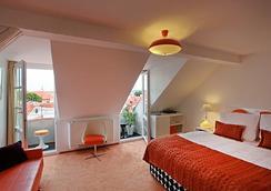 薩克斯復古設計酒店 - 布拉格 - 布拉格 - 臥室