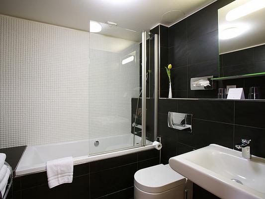 薩克斯復古設計酒店 - 布拉格 - 布拉格 - 浴室